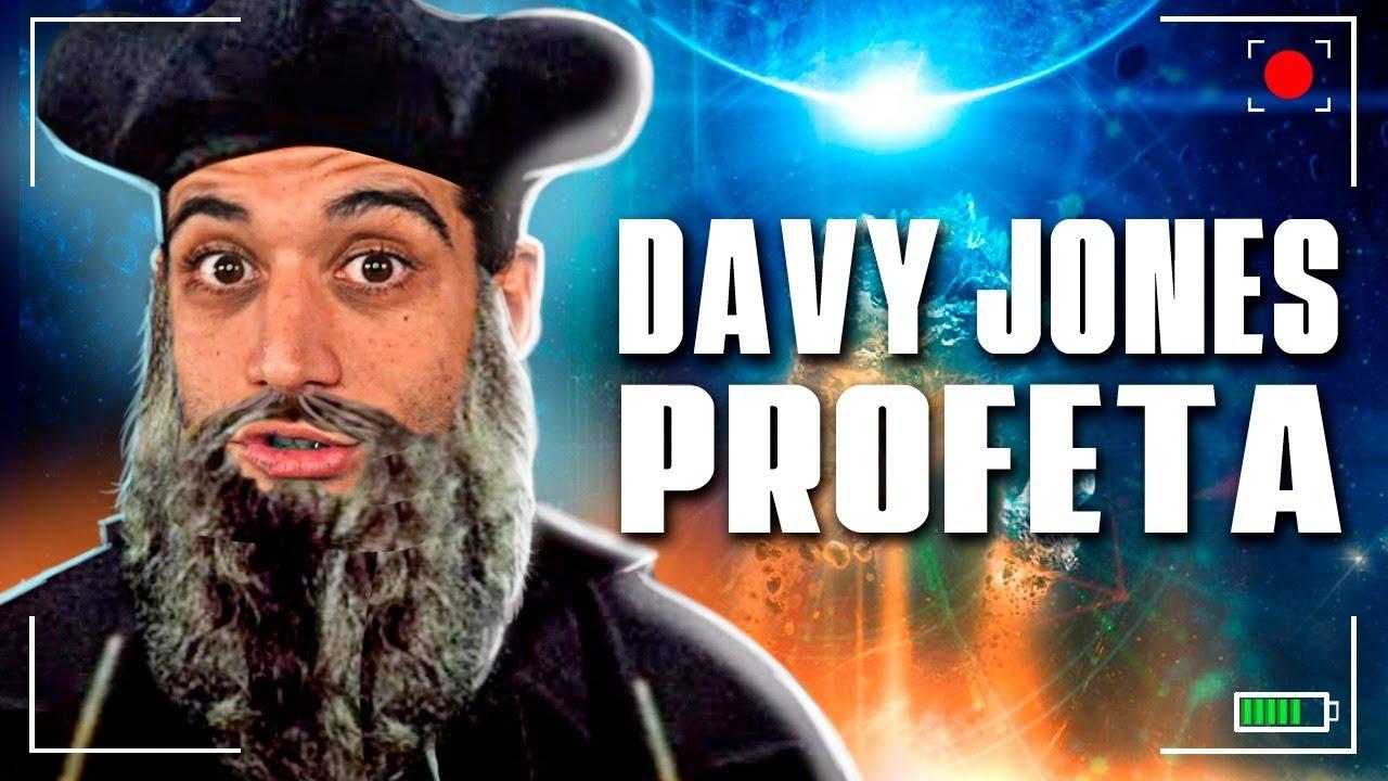 A PROFECIA de Davy Jones