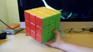 World's Largest Rubik's Cube! [4k]