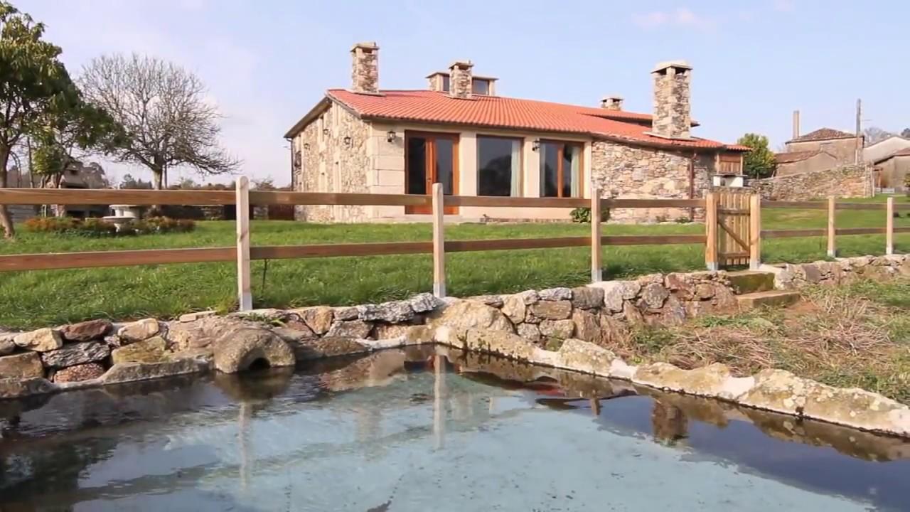 Turismo Rural en Galicia, Casa Ulloa, Hospedaje Rural, Casa Rural ...