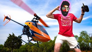 ⚪️ 🟠 RC Helicopter Battle | Dude Perfect [Poor Mice]