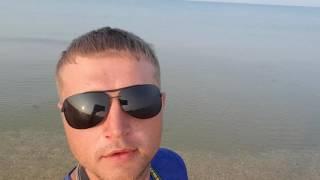 Идеальное море Витязево 27.07.2016 - 6.20 утра