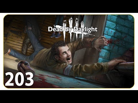 Ich bin so schlecht!! #203 Dead by Daylight - Let's Play Together