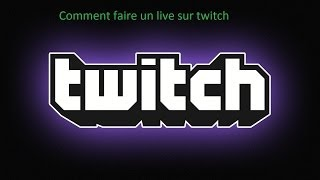 comment fonctionne twitch