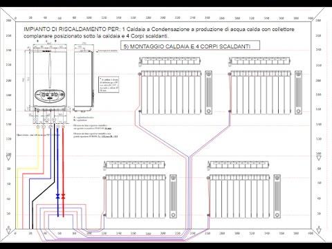 Impianto di riscaldamento a collettore come procedere in 5 for Centralina per impianto di irrigazione a batteria