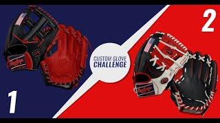 Win a custom Rawlings glove!