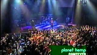Planet Hemp Ao Vivo MTV - DVD