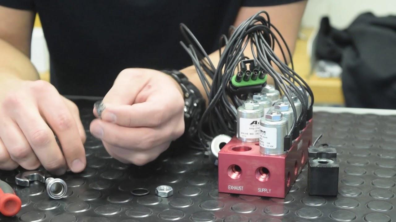 medium resolution of ridetech tech tip tuesday solenoid valve service