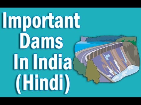 Important Dams in India in Hindi | Static GK for CLAT SSC Banking IBPS, SBI, RRB PO/Clerk