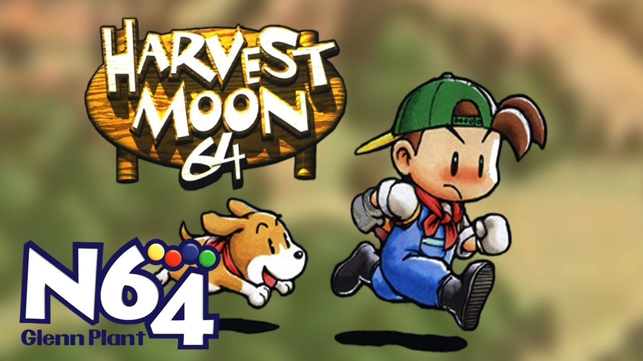 Harvest Moon 64 - Nintendo 64 Review - HD - YouTube