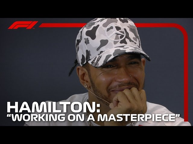 Lewis Hamilton's World Championship Press Conference | 2019 United States Grand Prix