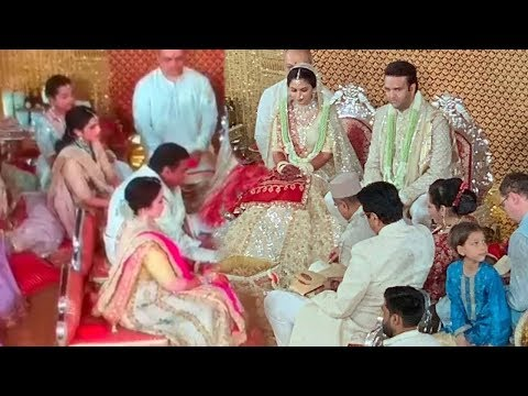 FIRST Official Video Of Ambani's GRAND WEDDING Ceremony In Mumbai - Isha Ambani WEDS Anand Piramal