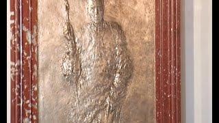 Split:  Novi dragulj sakralne baštine - reljef s likom sv. Ivana Pavla II