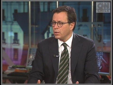 Entrevista Al Ministro Del Interior Rodrigo Hinzpeter