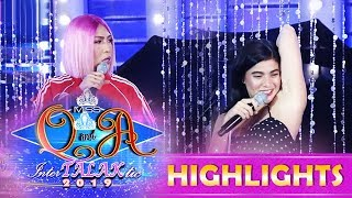 Anne says something about Vice's armpit   It's Showtime Miss Q & A