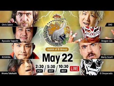 【Live】BEST OF THE SUPER Jr. 25, May 22, Tokyo・Korakuen Hall
