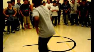 Bboy Trey Trailer 2012   Knucklehead Zoo