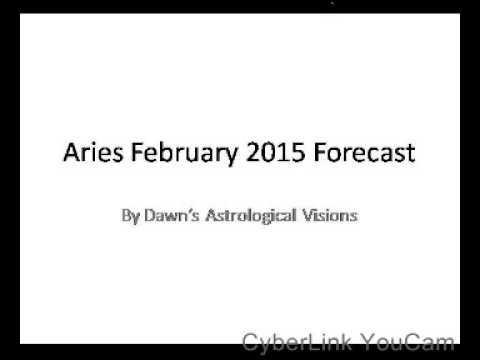 Aries February 2015 Forecast