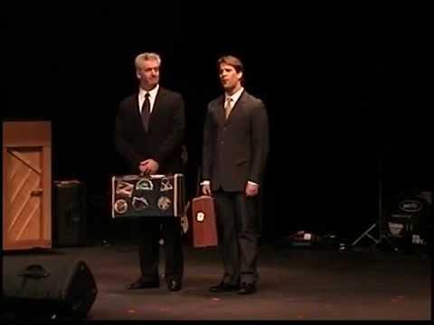 Tony Award Winner & BLUE BLOODS star Gregory Jbara & Patrick W. Ziegler