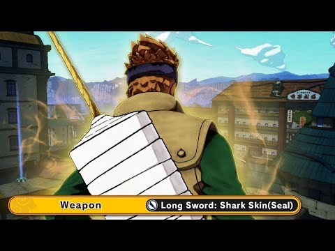 SHARK SKIN BUILD IS OVERPOWERED! (Defense Type) Naruto to Boruto Shinobi Striker GAMEPLAY