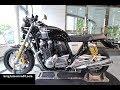 Honda CB1100RS : Black