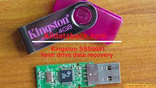 SSS6691 kingston USB flash drive data recovery