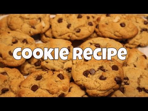 ~Macadamia Nut Chocolate Chip Cookies With Linda's Pantry~