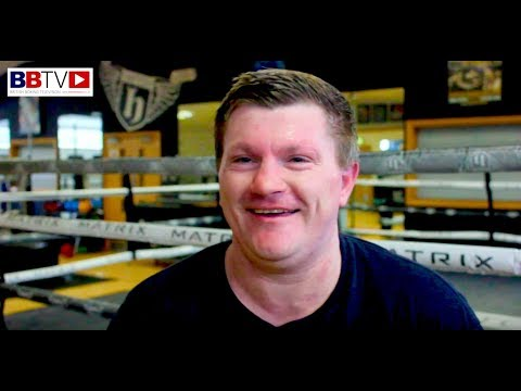 "EXCLUSIVE: RICKY HATTON ""I"