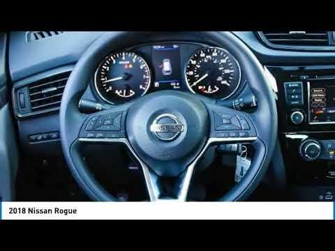 2018 Nissan Rogue North Bay Nissan - Petaluma CA 39721