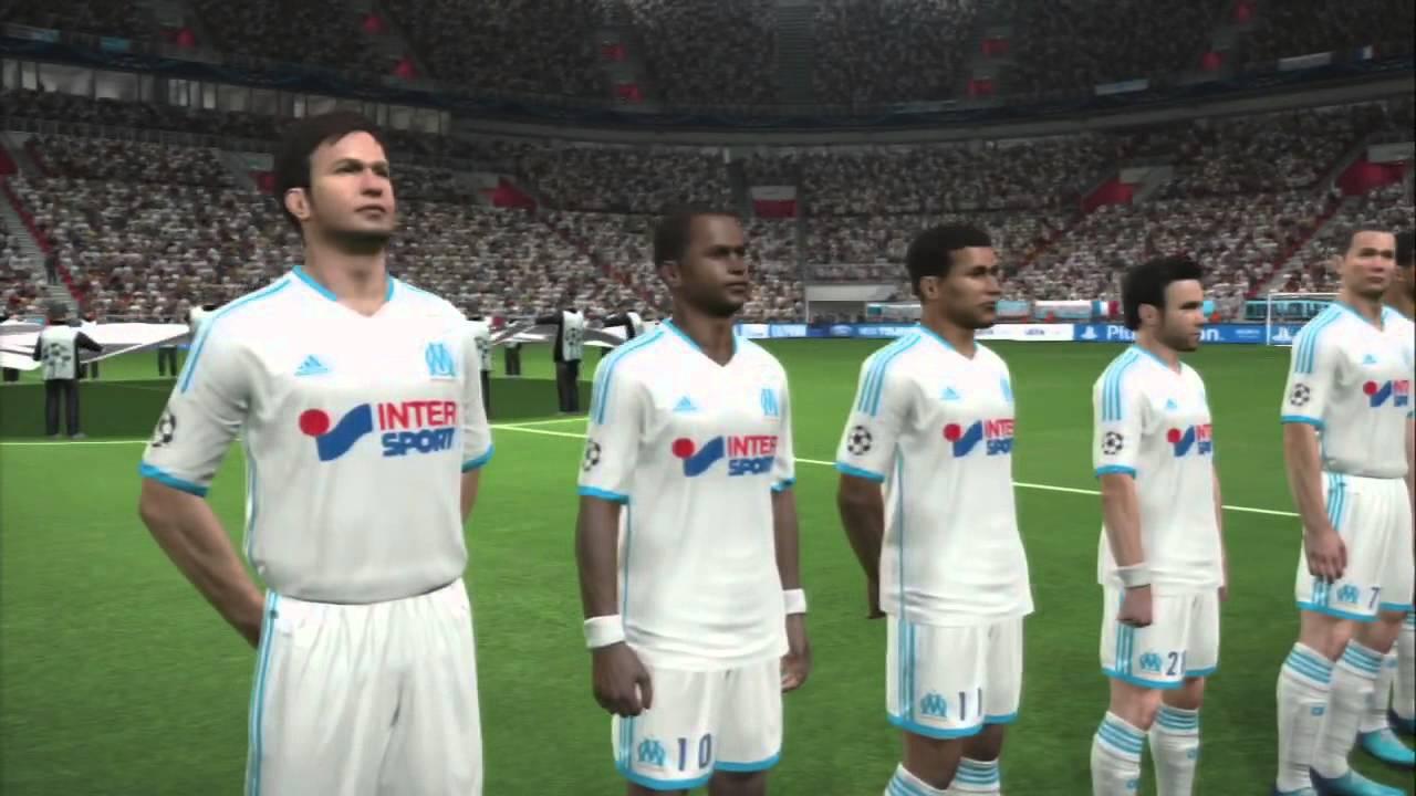 Marseille roulette pes 2015