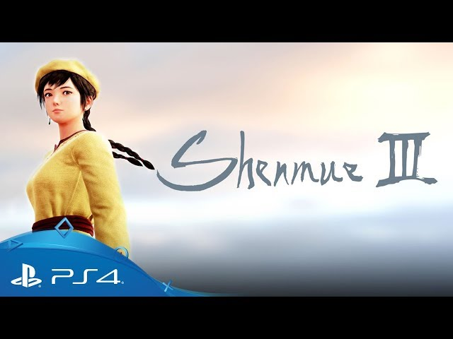 Shenmue III | The Prophecy Trailer | PS4