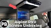 Alpine roof monitor installation.flv - YouTube on alpine car alarm wiring z3, alpine plug diagram, alpine brake wires, car audio head unit diagram, alpine wiring color, alpine harness diagram,