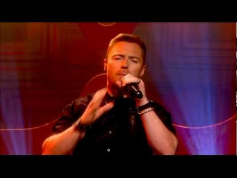 Ronan Keating - Wasted Light (Live Loose Women)