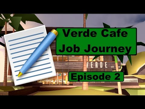 Getting a Job at the Verde Application Center!