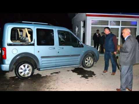 Muş'ta MHP'li adaya silahlı saldırı!