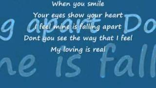Your Eyes-Il tempo delle mele 2 lyrics