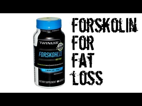 Forskolin For Fat Loss | Twinlab Diet Fuel