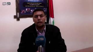 بالفيديو| فلسطينيون عن نقل سفارة أمريكا للقدس: شرعنة للمحتل والمقاومة هي الحل