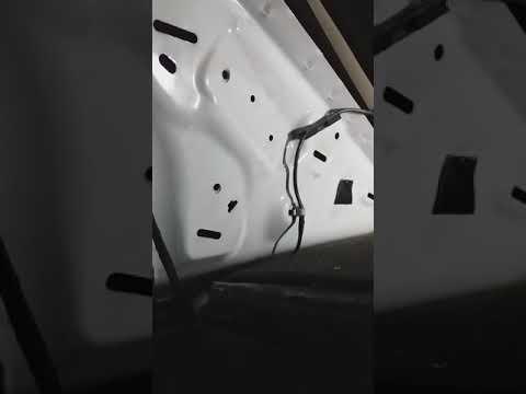 Устранение запотевания стекол Шевроле Круз