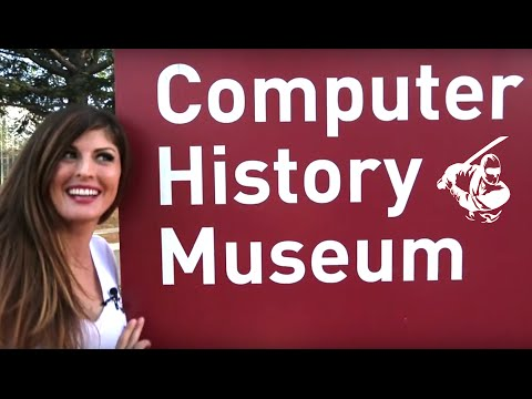 Computer History Museum TOUR- Part I