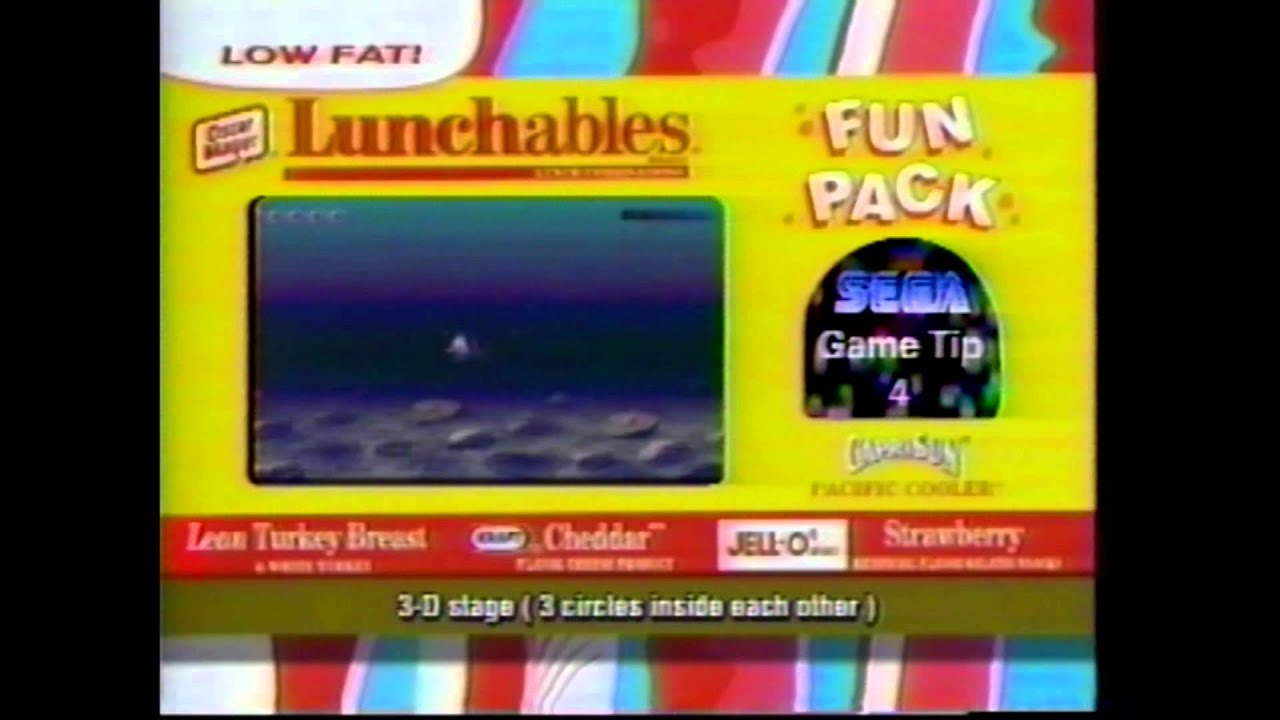 Lunchables com games