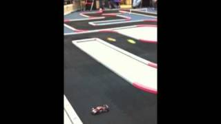 Mini-Z practice at Cruizin RC