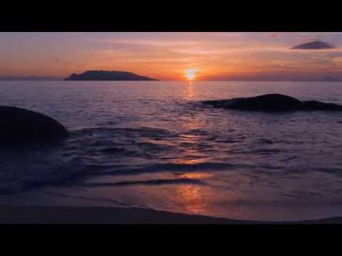 A Perfect SUNSET video - 60min in Ultra HD - Island Life is Awesome