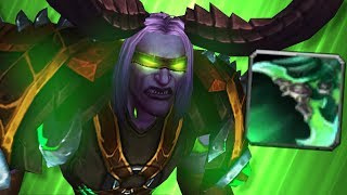 Corrupted Demon Hunters Are INSANE! (5v5 1v1 Duels) - PvP WoW: Battle For Azeroth 8.3