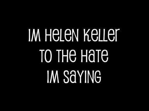 Helen Keller Lyrics - DJ Khaled ft Kat Dahlia