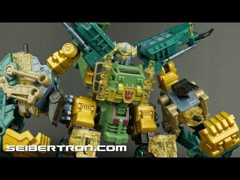 Preventative Fix for Transformers Energon Scorponok mold's Arm\/Shoulder