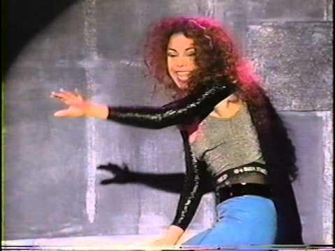 "RENT ""Out Tonight"" Daphne Rubin-Vega- New York Theatre Workshop '96"