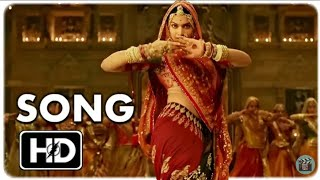 GHOOMER | Full Video Song | Padmavati | Deepika Padukone | Shahi