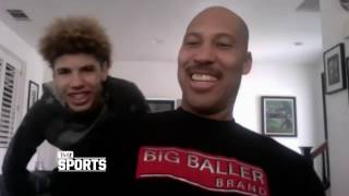 LaMelo Ball FUNNY MOMENTS 2017