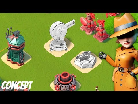 Boom Beach 2 NEW Prototypes Revealed ! Update Information + Weapon Lab Cycle!
