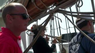 Fête Terre et Mer 2011 - Fanfare Pattes à caisse sur